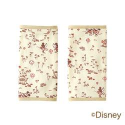 Disney Series by Hoppetta 蘑菇森林揹巾口水巾