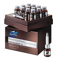 PHYTO髮朵 15賦活煥髮安瓶3.5mlx12/盒