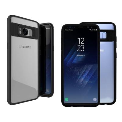 LUCCIDA Samsung Galaxy S8 創意軟邊防摔手機殼