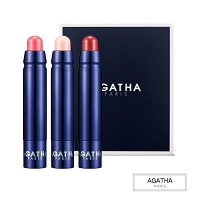 AGATHA璦嘉莎-蠟筆唇彩1-5g-x3