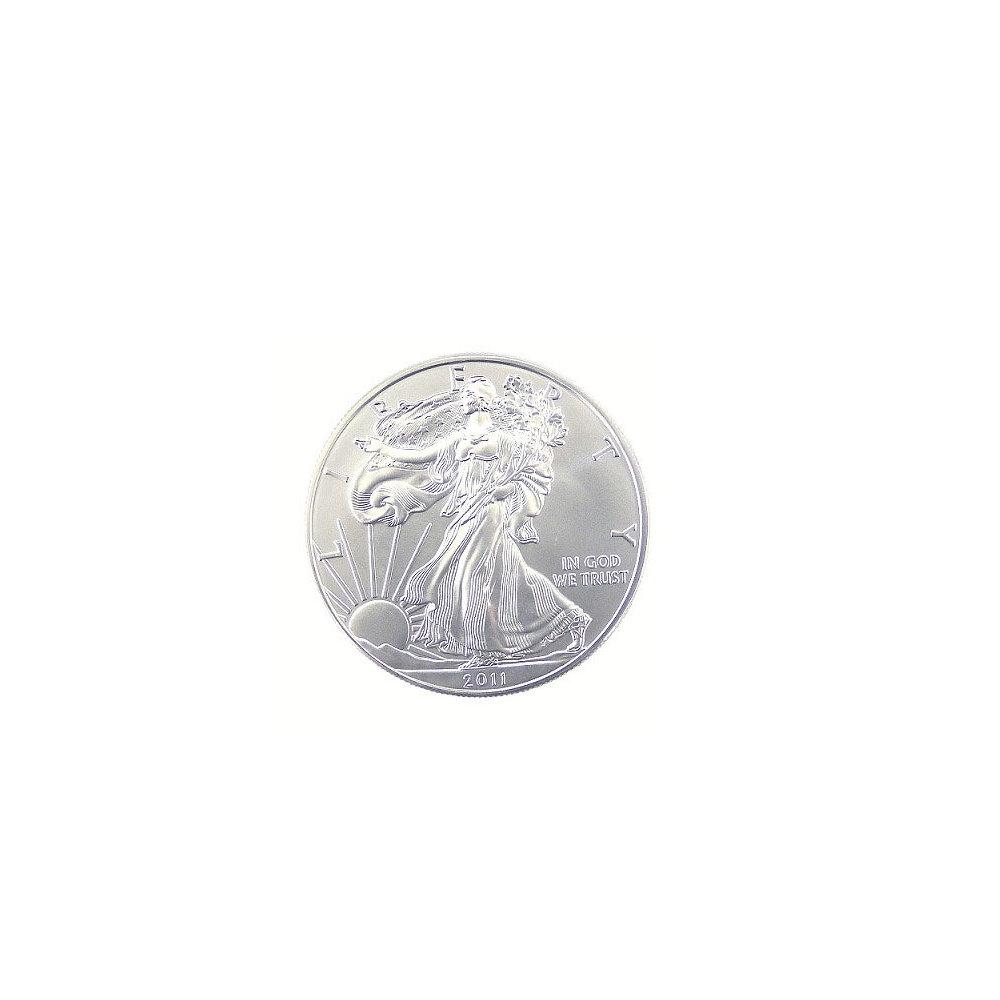 鷹揚銀幣 美國鷹揚銀幣 (1盎司)