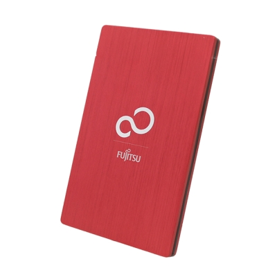 Fujitsu 1TB USB3.0 2.5吋外接式硬碟-紅