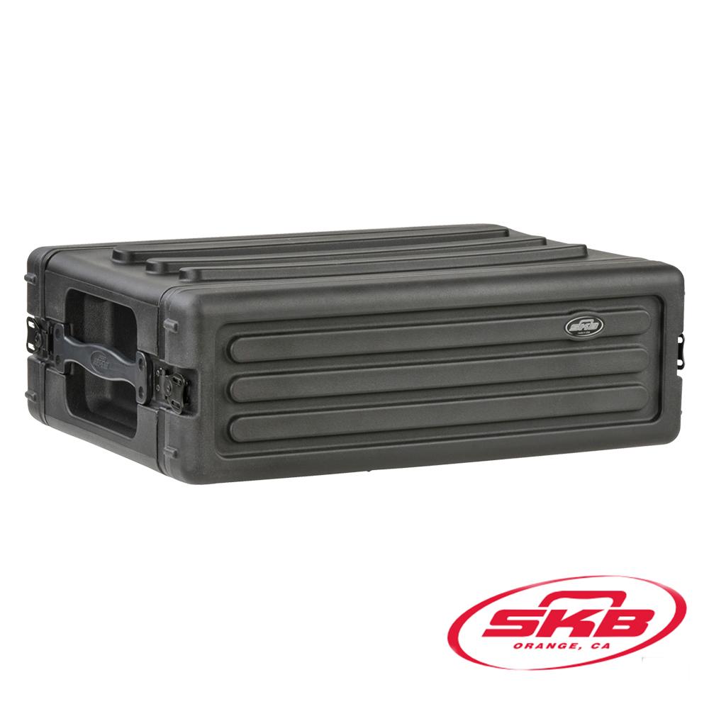 SKB Cases-3U淺架Roto機架機箱1SKB-R3S