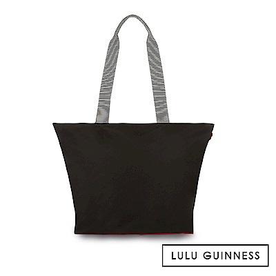 LULU GUINNESS LOLA 托特包-黑