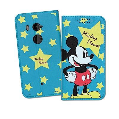 迪士尼正版 HTC U11+ / U11 Plus 印花系列皮套(米奇)