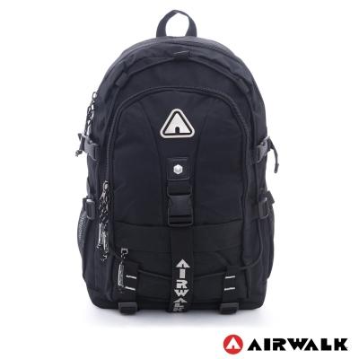 美國 AIRWALK工作旅行大容量登山筆電後背包