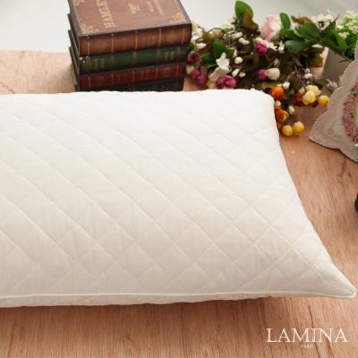 LAMINA 舒適Q彈乳膠枕-1入