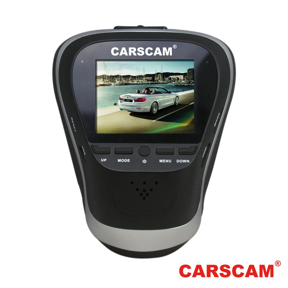 CARSCAM行車王 WDR800 寬動態高畫質吸附式行車記錄器-快