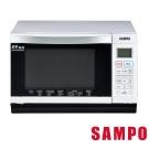 SAMPO 聲寶 28L 天廚 烘燒烤變頻微波爐 RE-B428PDM