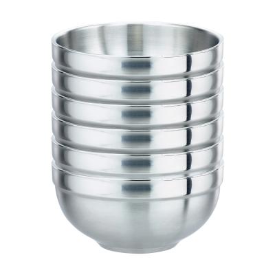 PERFECT 理想 極緻316雙層碗6入14cm(不附蓋)
