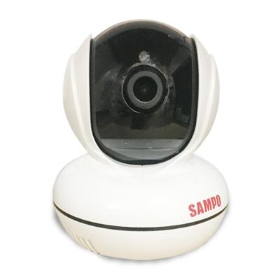 SAMPO 聲寶IPCAM 全景1080P超廣角高畫質網路攝影機