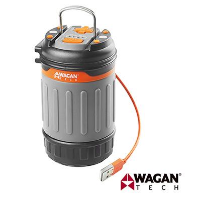 美國 WAGAN 多功能 磁吸式 LED 手電筒 工作燈 露營燈 (4304)