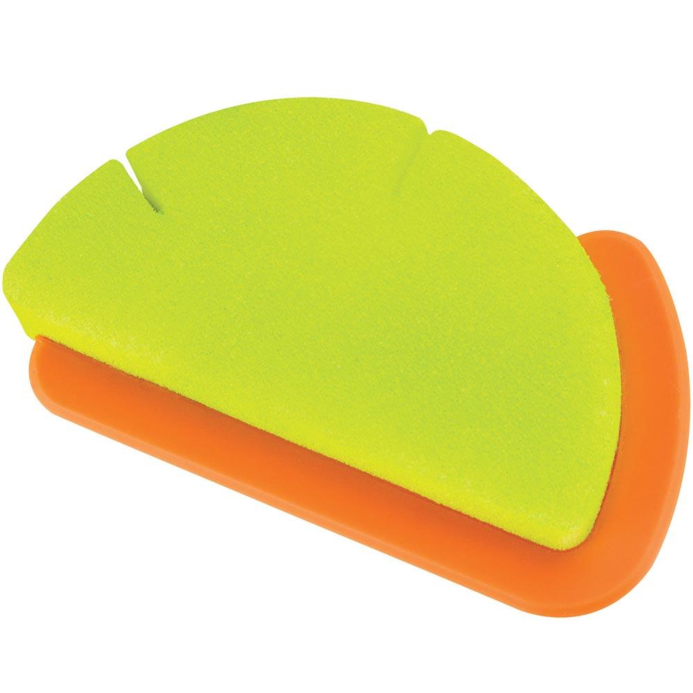 CASABELLA 刮刀廚用海綿(半圓)