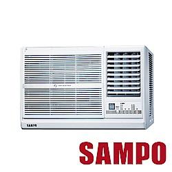 SAMPO 聲寶 3-5坪變頻右吹窗型冷氣AW-PC22D