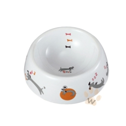 Marukan 犬用陶製食器S號DP-812