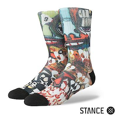 STANCE FROST HEART-男襪-休閒襪-紐約藝術家Phil Frost 聯名款