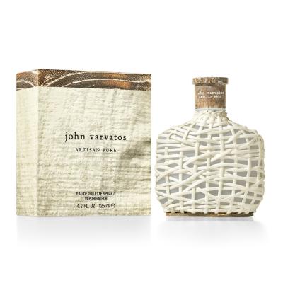 John Varvatos 工匠純淨男性淡香水 125 ml-加贈隨機小香