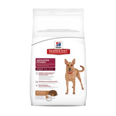 美國希爾思 成犬羊肉 米配方 原顆粒 成犬飼料 15公斤