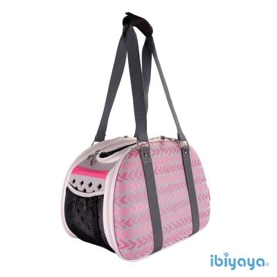 IBIYAYA依比呀呀-FC1620輕巧摺疊小瓏包-蜜桃粉