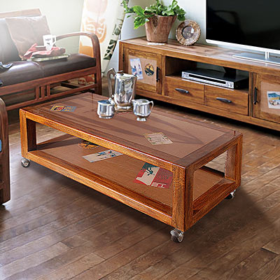 ALMI_DOCKER SURF- COFFEE TABLE 活動咖啡桌