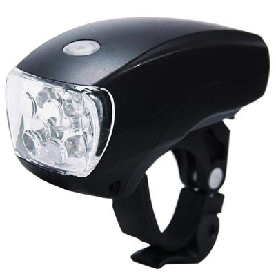 小海豚【超亮5LED自行車燈】也可當手電筒