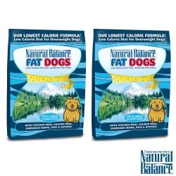 Natural Balance 肥胖成犬 減重調理配方 犬用乾糧 5磅 X 2包