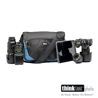 ThinkTank-CityWalker20-都會旅行者側背包系列-CW680(藍)