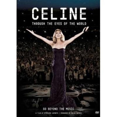 席琳狄翁-席琳-萬眾矚目-世界巡演紀實電影DVD