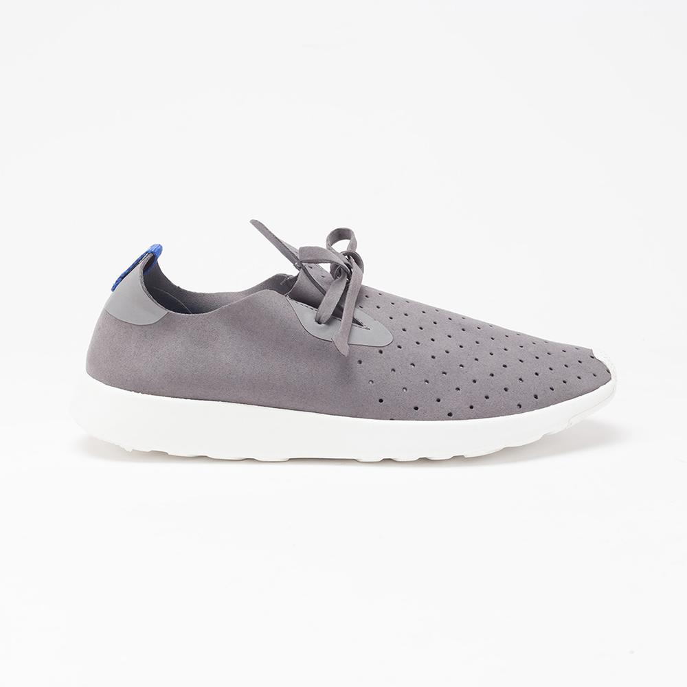 【AIRWALK】簡約百搭輕透氣休閒鞋-灰