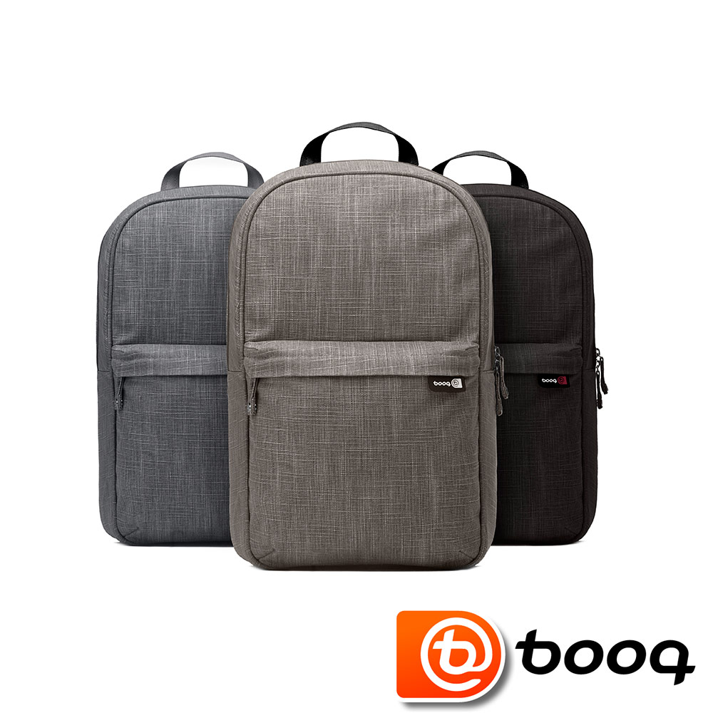 Booq 15吋  Mamba Daypack 天然麻電腦後背包