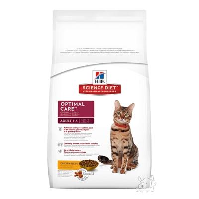 Hill's 希爾思 成貓 頂級照護配方 乾糧 2公斤