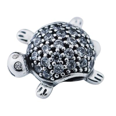 Pandora 潘朵拉 財富烏龜鋯石墜