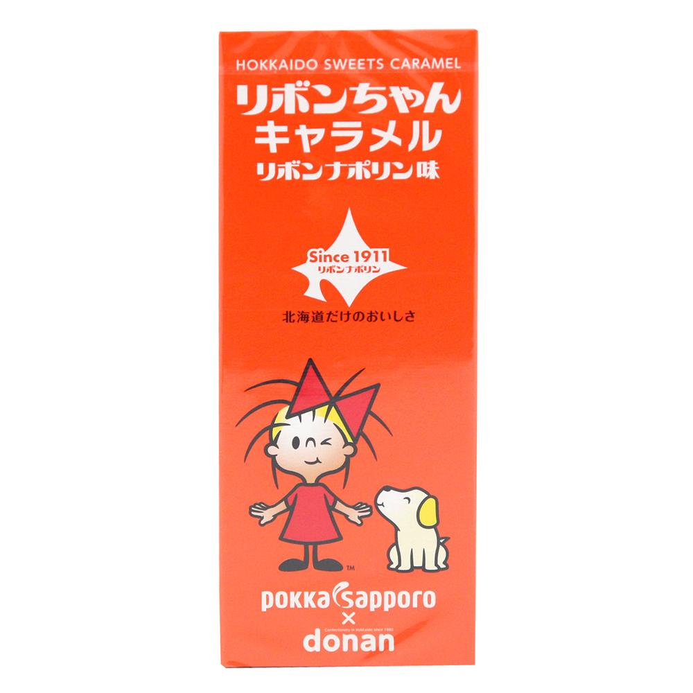 道南食品 北海道碳酸飲料風味牛奶糖(72gx3盒)