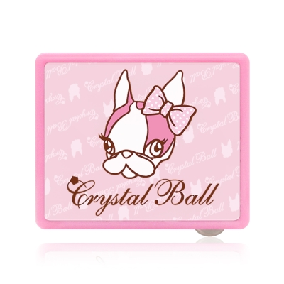 GARMMA Crystal Ball DC5V/1A USB電源充電器