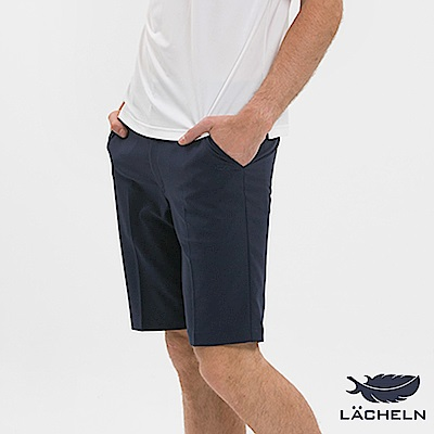 【LACHELN】經典吸排防曬紳士短褲(L72M404)