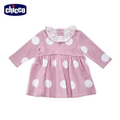 chicco天鵝公主圓點洋裝(12個月-18個月)