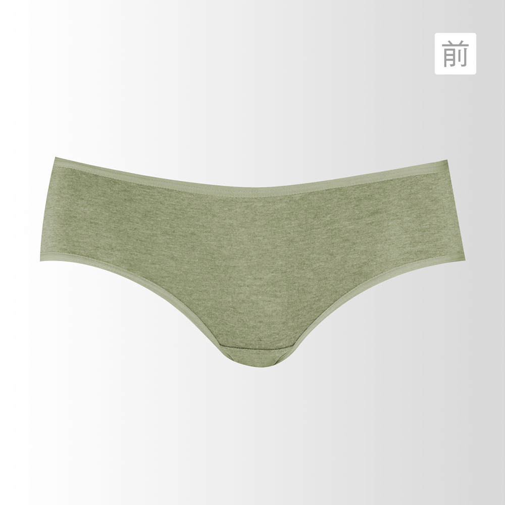 sloggi-Everyday 有機過生活系列平口內褲 M-EL(軍綠)
