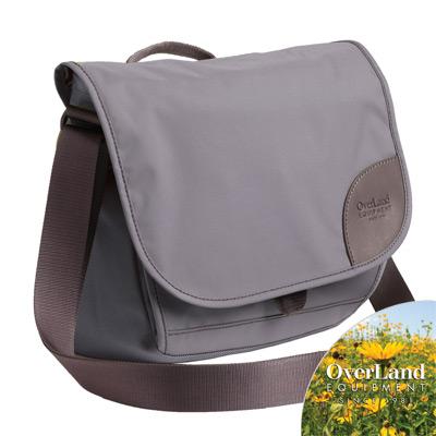 OverLand-Maisie側背包-灰色