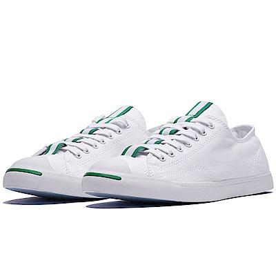 CONVERSE-男女休閒鞋160826C-白
