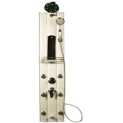 Homeicon-薩格倫鋁合金淋浴柱-130cm