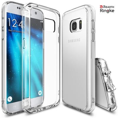 RINGKE 三星 Galaxy S7 Fusion 透明背蓋手機殼