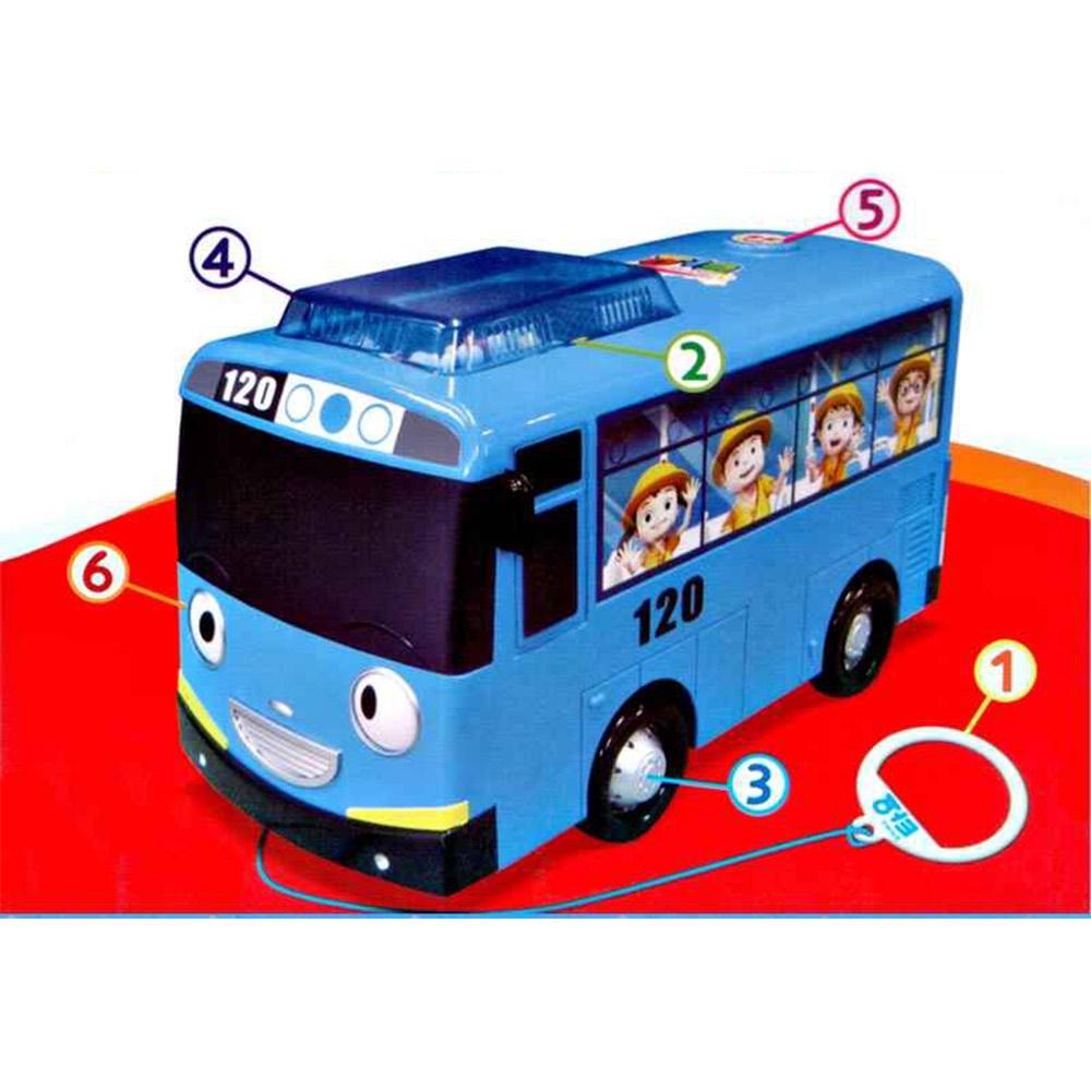TAYO拉著走小巴士
