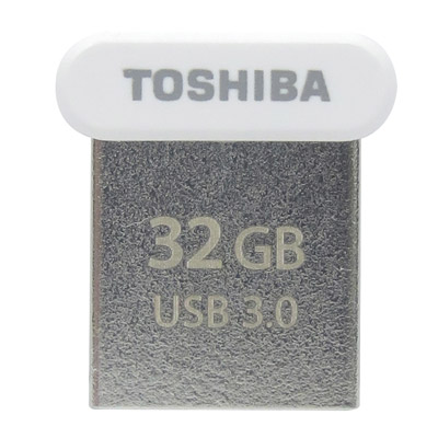 Toshiba Towadako 32GB 白 USB3.0 隨身碟