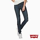 牛仔褲 顯瘦 提臀 纖腿 Revel 中腰緊身窄管 超彈力塑型布料 - Levis
