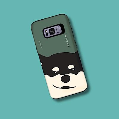 Maro-壞壞款-雙層保護手機殼