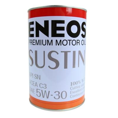 ENEOS SUSTINA 5W~30化學合成機油 4入