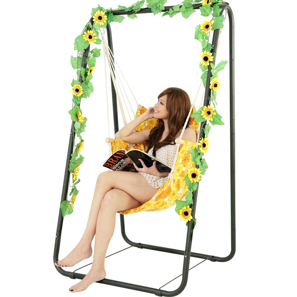 【哇沙米】城市休閒-鞦韆吊椅
