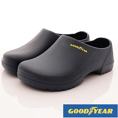 GOODYEAR-超輕量防水便鞋-SE3837藍(男段)