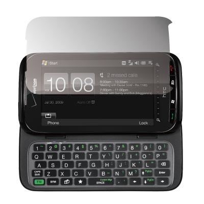 ZIYA HTC Touch Pro-2 抗刮亮面螢幕保護貼 2入