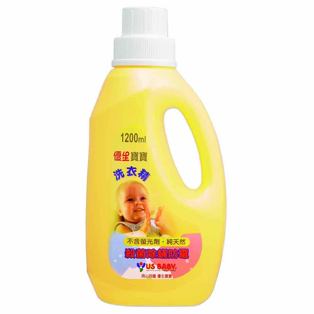 【任選】優生寶寶洗衣精1200ml